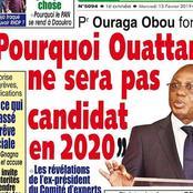 3ème mandat: les ivoiriens demandent une intervention des rédacteurs de la constitution de 2016 !
