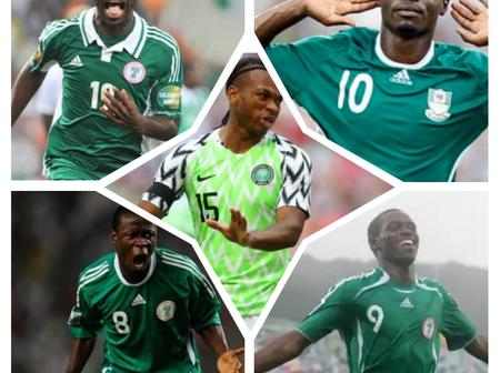 Top 5 Nigerian Footballers Who Faded Away After Making Promising Breakouts