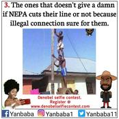 Different People's Reactions When NEPA Is About To Cut Their Light (Funny Photos)
