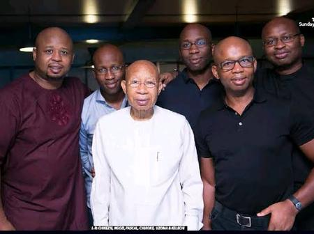 Meet Pascal Dozie, The Igbo Man With N38b Share Value In MTN Nigeria