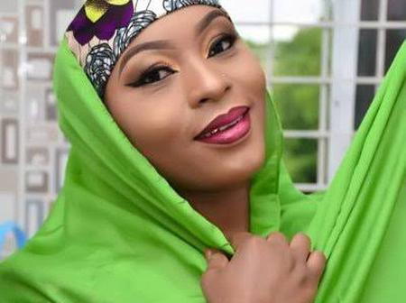 Meet Mansura Sani's Wife Who Is Also A Former Kannywood Actress