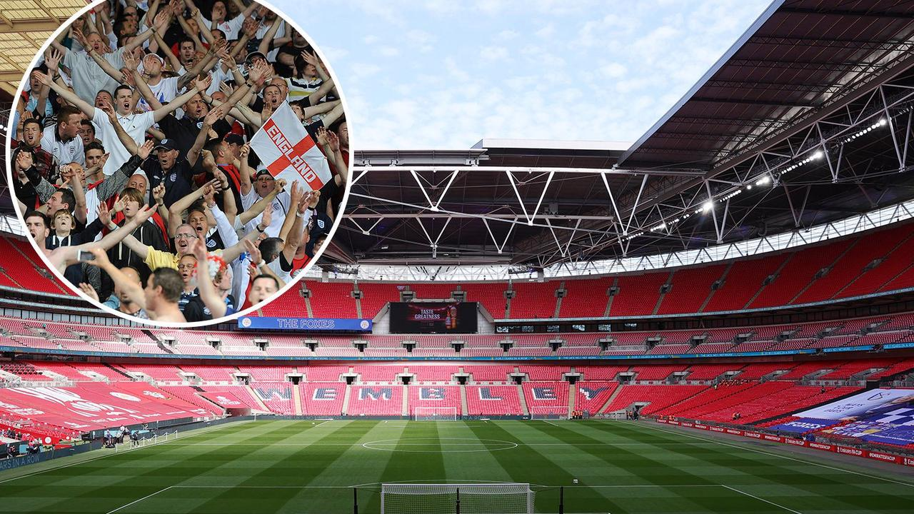 Wembley set to land two or three Euro 2020 matches as Dublin and Bilbao miss out