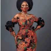 Ladies, Look Outstanding With These 42 Enchanting And Elegant Ankara Styles.