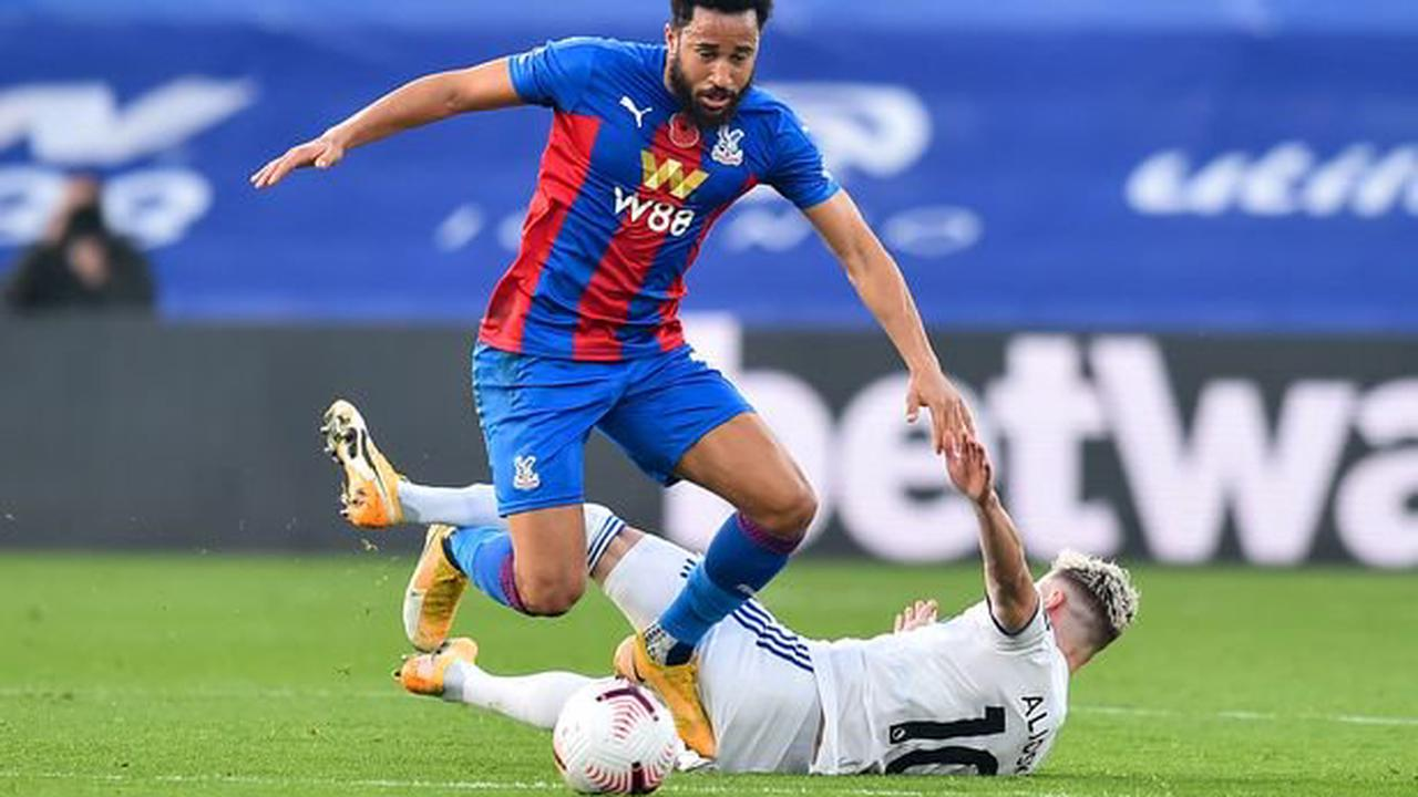 Crystal Palace winger Andros Townsend is 'open' to joining Celtic or Rangers