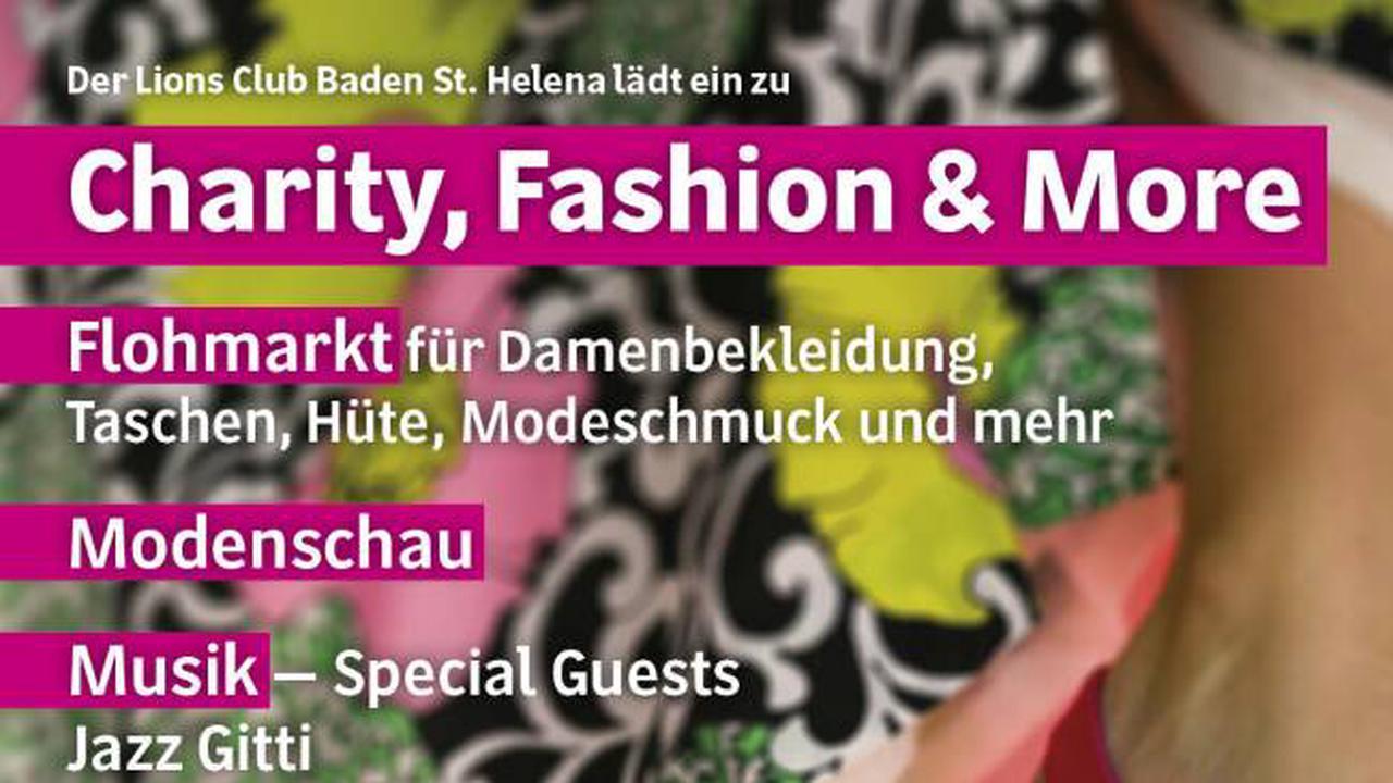Baden: Lions Damen laden zu besonderem Flohmarkt