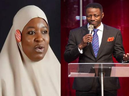 See The Popular Pastor Aisha Yesufu Thanked Today For Being Her Husband's Teacher (See Tweets)