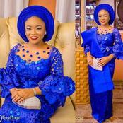 Mothers In The House, Here Are Some Beautiful Lace Designs You Can Rock