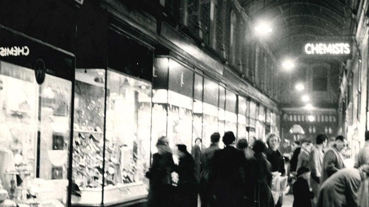 Loss of Blackburn's Thwaites Arcade is still lamented today