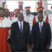Présidence de la République : que vaut la formule de prestation de serment en Côte d'Ivoire ?