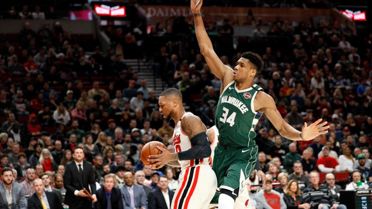Report: Giannis Antetokounmpo and Damian Lillard discussed teaming up