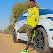 This Kaizer Chiefs Star Potentially Owns The Most Expensive Car In The PSL