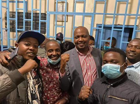 Moses Kuria Arrested In Juja; Held At Karuri Station