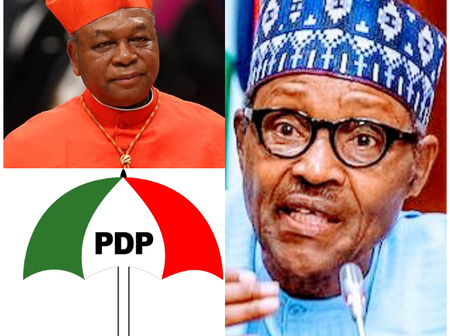 Today's Headlines: Onaiyekan Sends Strong Message To Buhari, APC Receives PDP Defectors In Ogun