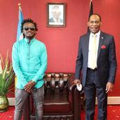 Netizens React To Ezekiel Mutua Advertising Bahati's New Song