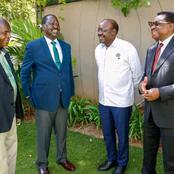Raila Strategies Selling as Kivutha Kibwana Hints Pact