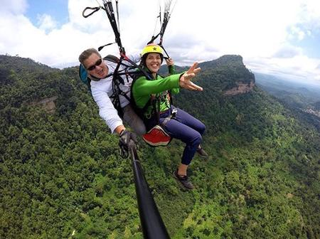 There will be no paragliding in Kwahu during this Easter festivities - GTA