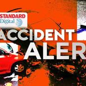 Four Killed in Siaya crash.