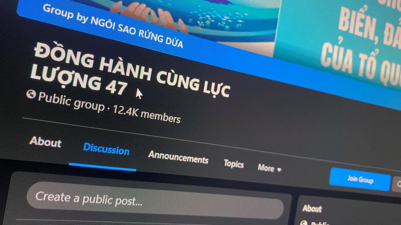 How Vietnam's 'influencer' army wages information warfare on Facebook