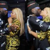 See Cute Relationship Goals Between Burna Boy And Stefflon Before Burna's Alleged Cheating Scandal