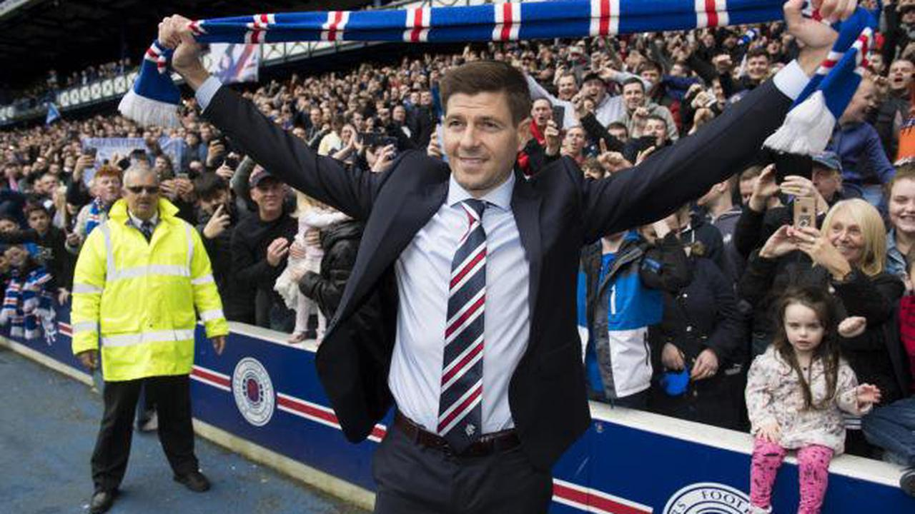 Paul Murray's 'future is bright' Rangers prediction as Steven Gerrard bids to build on 55 title glory