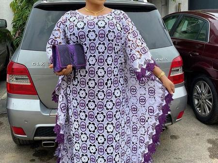 Ladies Check Out These Trending Kaftan Styles You Need To Try