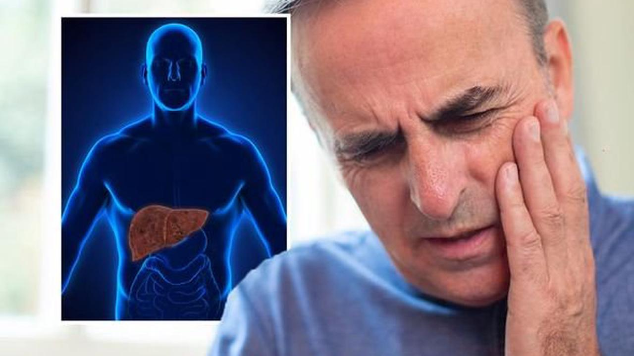 Fatty liver disease symptoms: 'Malaise' and two other non-specific symptoms to look for