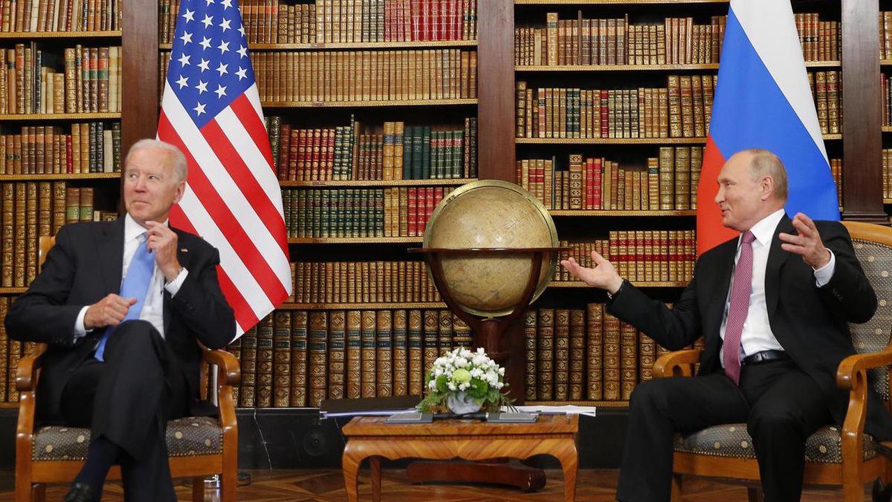 Gipfel in Genf – Putin und Biden einigen sich auf ein Fortschrittchen