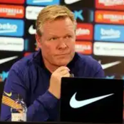 Ronald Koeman confirms Leo Messi and Antoine Griezmann are included in the squad to face Sevilla.