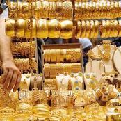 الذهب يسعد المصريين وسعر غير متوقع للعيار ٢١.. تعرف علي أسعار الذهب اليوم والأهالي