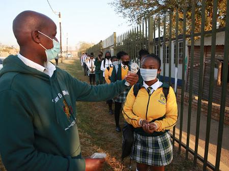 155 learners test positive for Covid-19 at a Catholic school