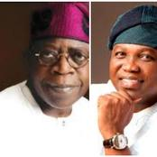 Tinubu Reveals Why He Never Supported Ambode's Second Term Bid, Calls Sanwolu A Brilliant Captain