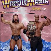 The Main Events Of WrestleMania 37 Nights Began.