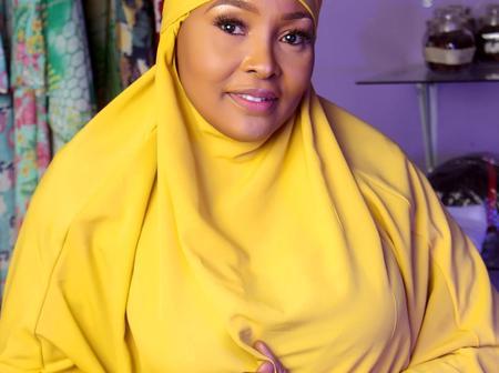 Meet Beautiful Former Kannywood Actress, Saima Muhammad Who Is Still Single (Photos)