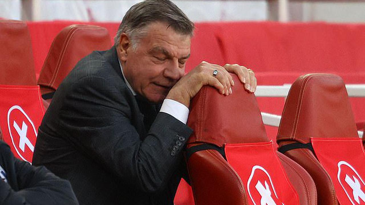 Sam Allardyce set for crunch talks with West Brom hierarchy to decide if he will stay next season after Arsenal loss confirms their relegation - and Big Sam's first from the Premier League