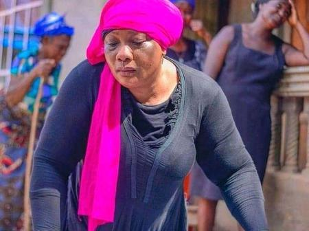 Photos: You Need To Checkout These Recent Pictures Of Actress Eucharia Anuobi