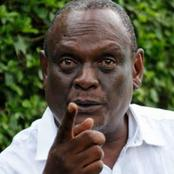 David Murathe Speaks On Being Chased By Uhuru's Bodyguards During BBI Launch