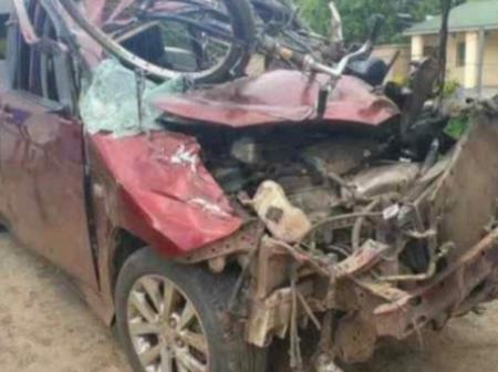 Fatal Accident along Nairobi- Nakuru highway
