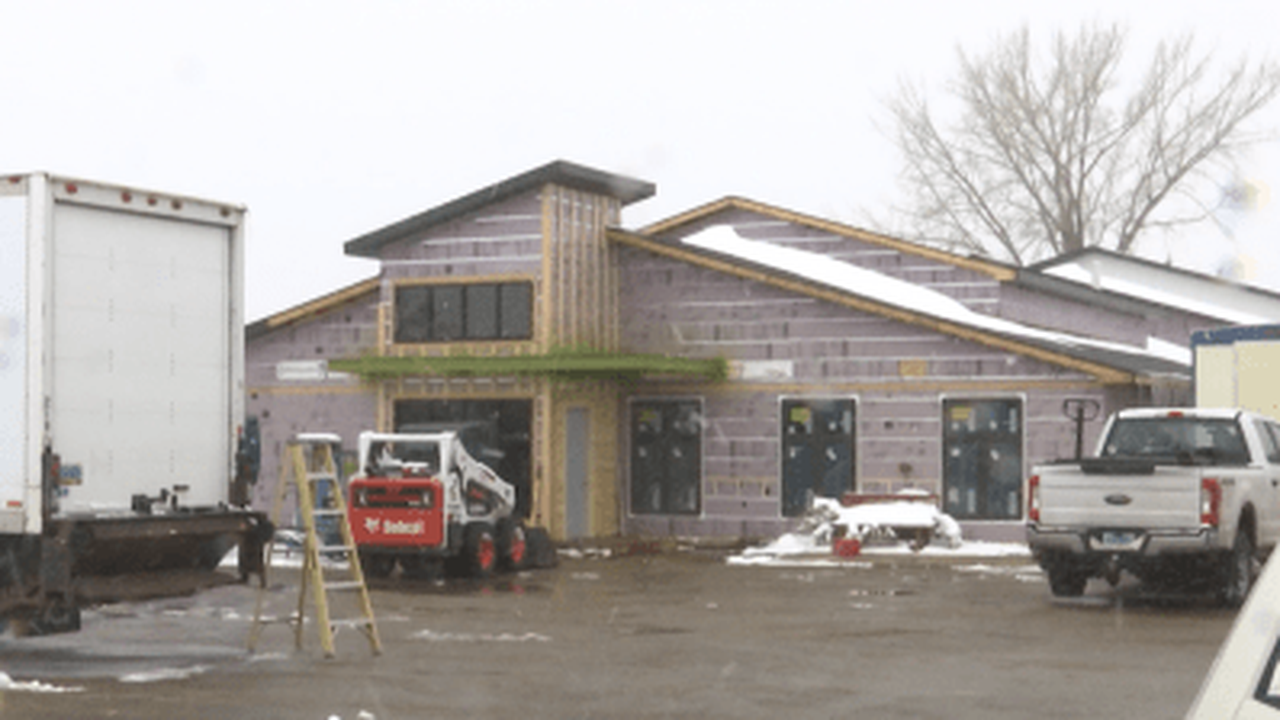 Souris Valley Animal Shelter just a few months away from opening its renovated facility
