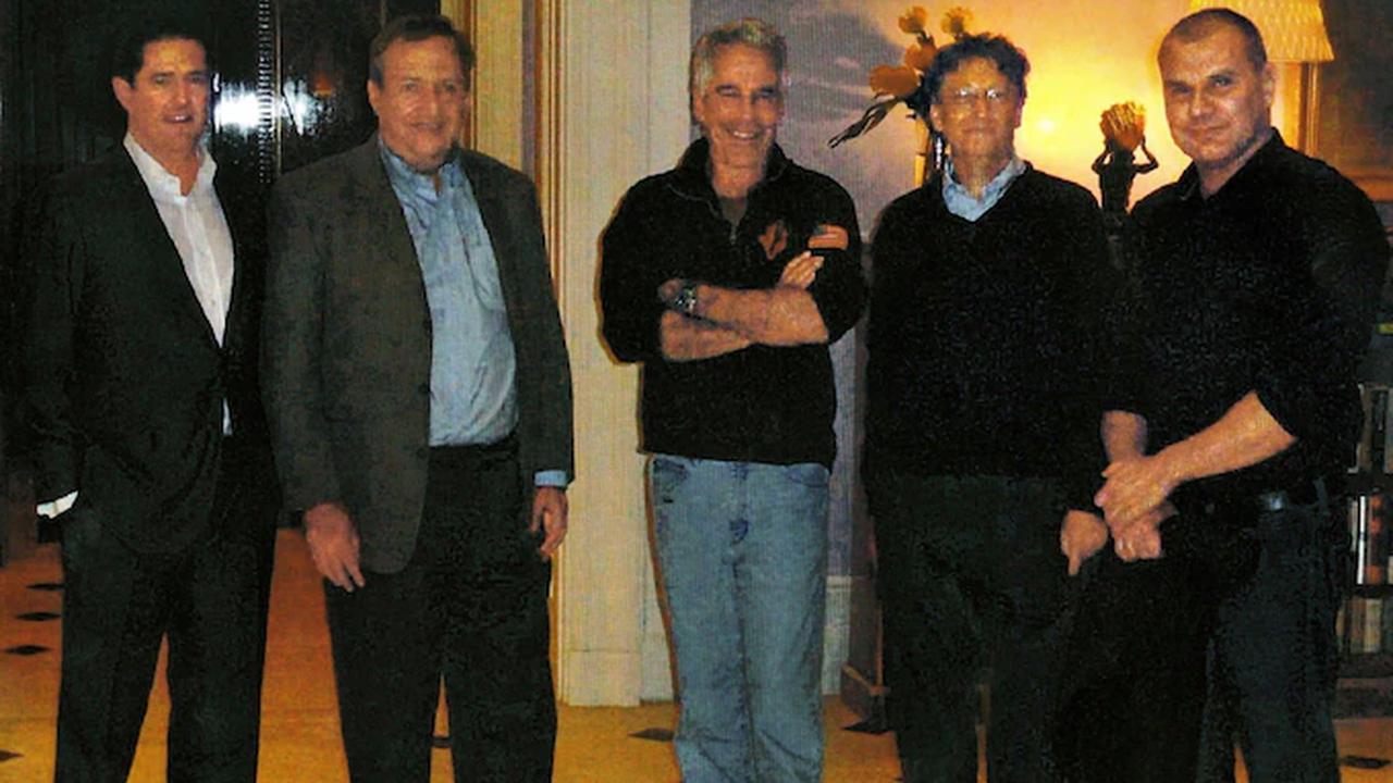 Bill Gates calls relationship with Jeffrey Epstein 'huge mistake'