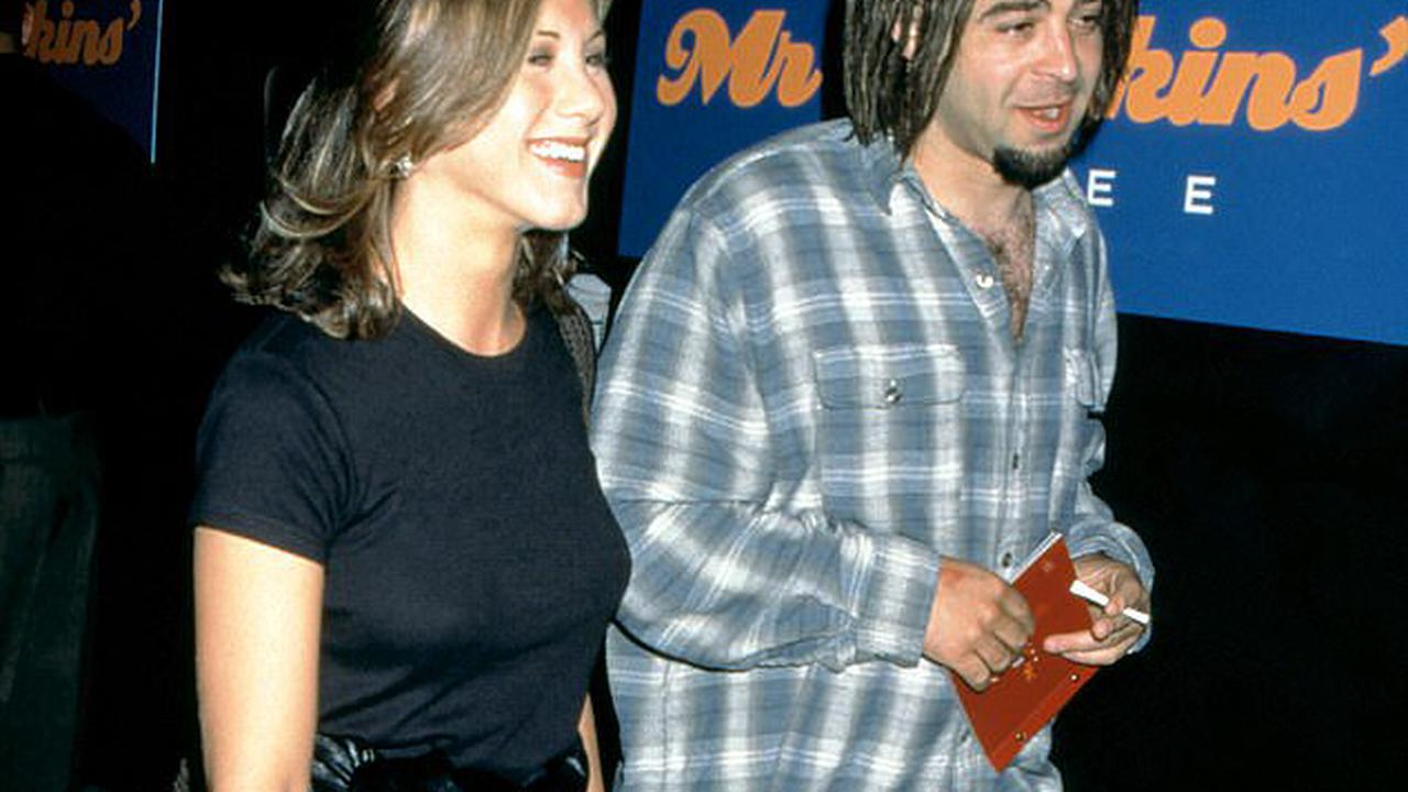 Counting Crows frontman Adam Duritz recalls dating Jennifer Aniston in early days of Friends: 'She was nice, really funny, really pretty'