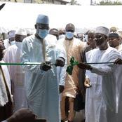 Adjamé: Farik Soumahoro offre la mosquée Nour Adja Aminata Berthé aux musulmans