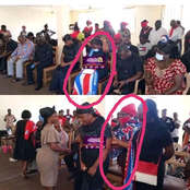 Wife Of Murdered Mfantseman MP Officially Begins Campaign (Photos)