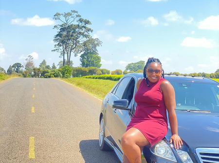 Betty Kyalo Finally Shares Hint Of The Guy She Is Currently Dating. See details