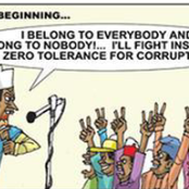 See Reaction On Social Media About This Cartoon Flakes