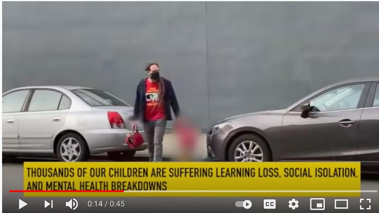 Mental health facility for kids sued for improper restraints