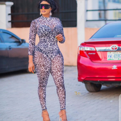 Checkout Different Dress Styles Worn By Uche Ogbodo.