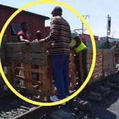 Shacks Vs Transport In Langa As Mr Fix Faces A Big Problem On The Train Tracks