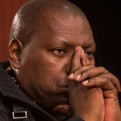 Minister Zweli Mkhize shows concerns over what is happening in the Eastern Cape