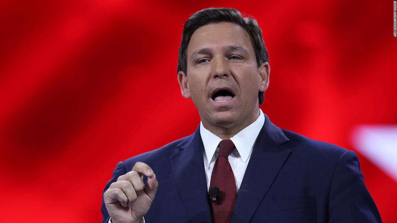 Ron DeSantis is on a path to 2024. Democrats have a chance to blow it up.