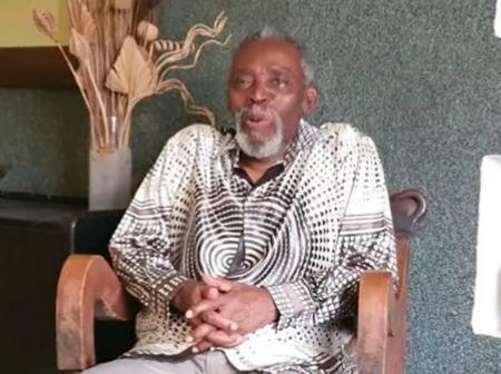 Check Out Recent Pictures Of 79-Year-Old Nollywood Actor, Olu Jacobs